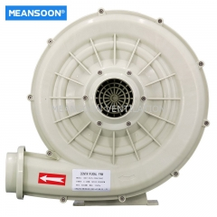 CREF-2S75 3 Inches PP Plastic Chemical Resistant Exhaust Fan