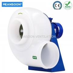 200 Plastic Laboratory Fume Cupboard Ventilation Fan
