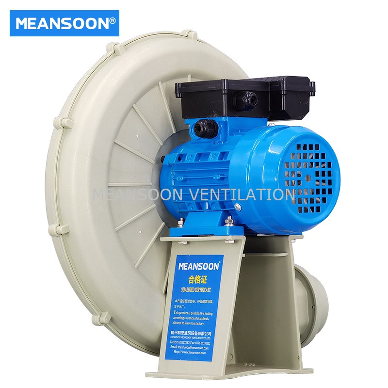 MEANSOON CREF-2S75 PP lab corrosion resistant exhaust fan