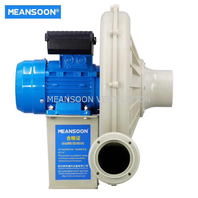 MEANSOON CREF-2S75 PP Chemical resistant exhaust fans