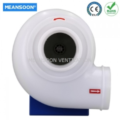 8 inches plastic corrosion resistant variable frequency exhaust fan