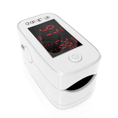 Oximeter, Pulse Oximeter, Oxygen Saturation Monitor, pulse oximeter fingertip, o2 monitor finger for oxygen, Finger Pulse Monitor Child and Adult with