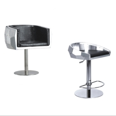 New Design High Back Metal Bar Stool Bar Chair