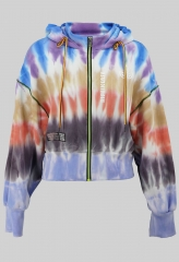 Colorful Tie-Dye Cro...