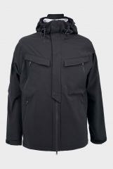 Men's hooded jacket ...