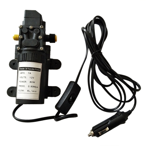 12V Mini Type Electric Siphon Transfer Change Pump