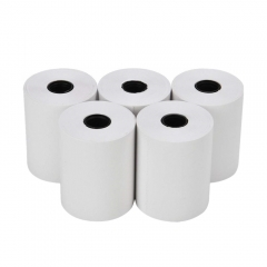 "2 1/4"" X 85' Thermal Printing Paper (Actual 57mm*22m) 50 Rolls / Box"