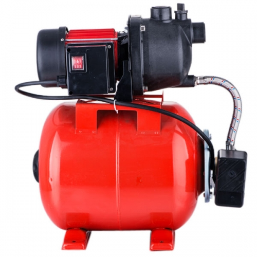1.6 HP Electric Booster Pump 1200W 3500L/H Shallow Well Garden Water Pressure