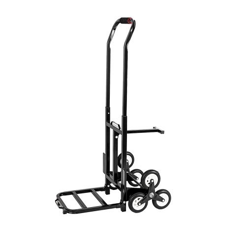 Oshion Portable Stair Climbing Cart 330 lbs Capacity with 6 Wheels
