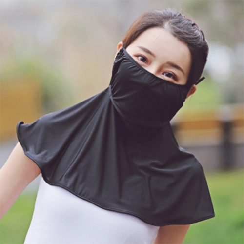 6Pcs Women's Face Bandana Multifunctional Neckerchief Dustproof Summer Protective Neck Gaiters