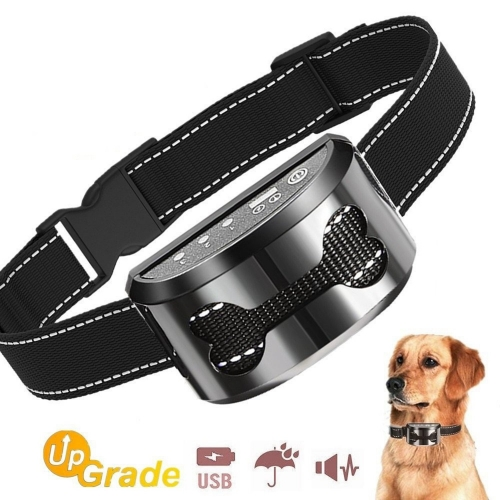Dog Bark Stop Collar No Bark Control Device