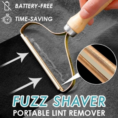 Portable Lint Remover Clothes Shaver