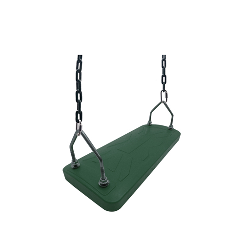 Safety adult children outdoor garden plastic colorful swing set chair
