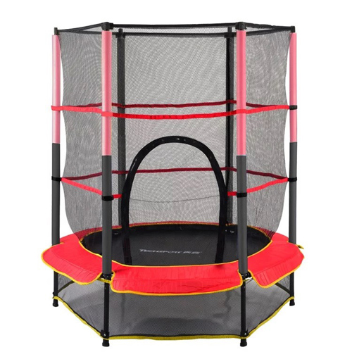 Mini Trampoline for Kids Adult Fitness Universal Trampoline Children Anti-fall Windproof Fitness Accessories Playground