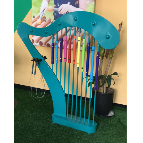 Kids Musical Playground Toy Xylophone Animal Hands on Piano Park Outdoor Percussion Instrument