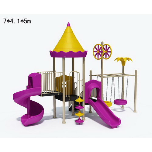 New style fashion kids plastic LLDPE school yard outdoor playground toys