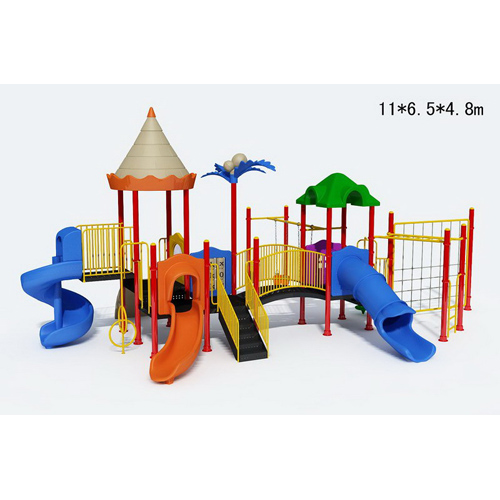 Professional manufacturer outdoor playground equipment