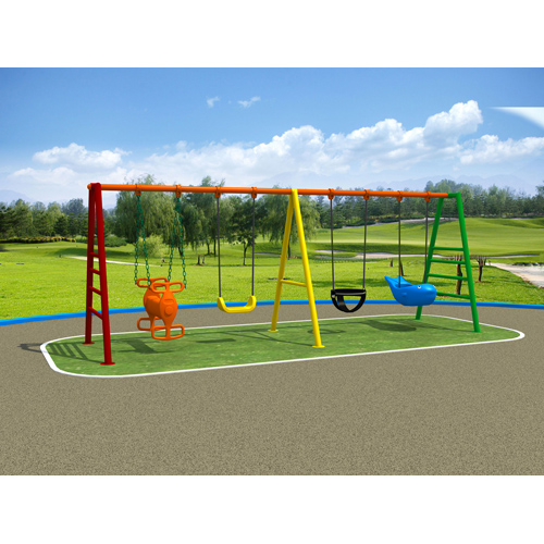 Fantastic style lowes playground equipment swing set for selling