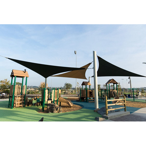 Commercial shade structures custom made shade sails cloth