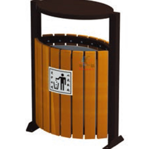 discount price trash can recycling garbage bins bamboo bin in low