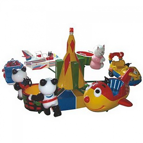 Cheap Price Children Amusement Games Indoor Attractions Small Kids Plane Airplane Ride For Sale