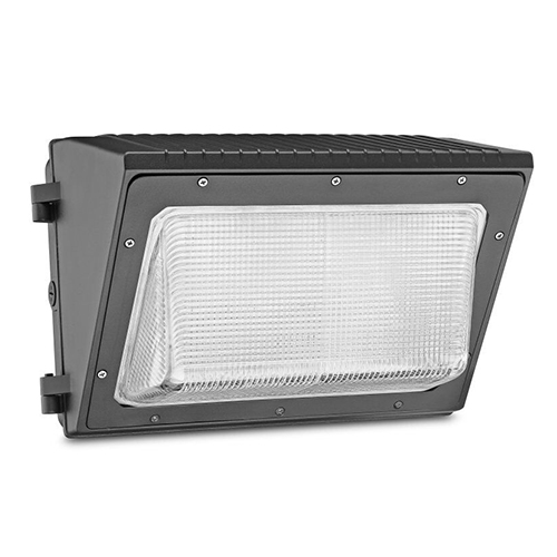 100w Glass Led Wall Pack