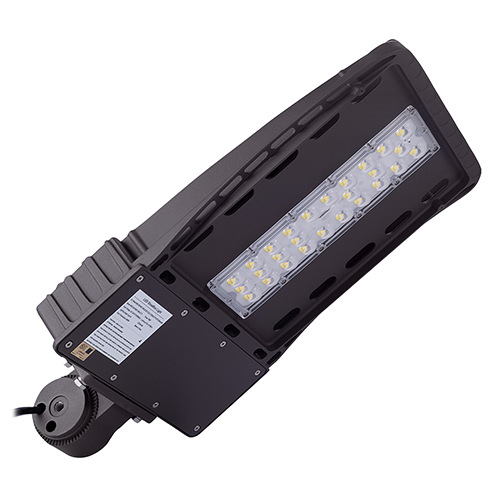 60W LED SHOEBOX LIGHT