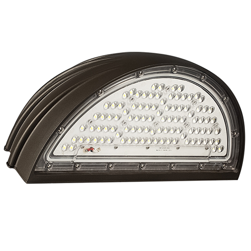 70w LED Football Full cut-off Wall Pack