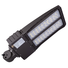 200W LED SHOEBOX LIGHT