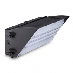 45W LED Half Cut-off Wall Pack