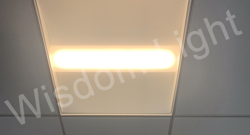 LED Troffer Light