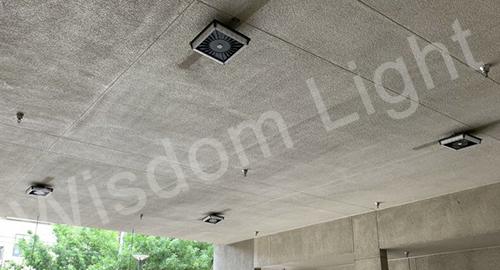 LED Parking Garage Canopy Light