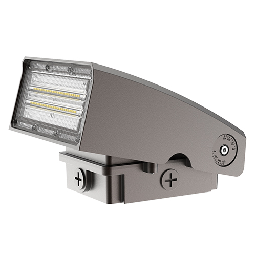 20W LED Adjustable Wallpack