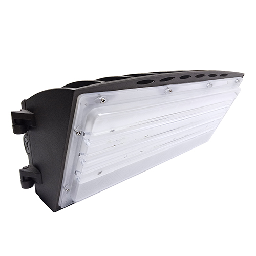 100W LED Semi-cutoff WALL PACK