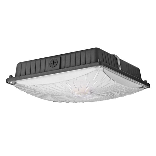 45W 347V LED Slim Canopy
