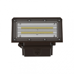 45W LED Adjustable Wallpack