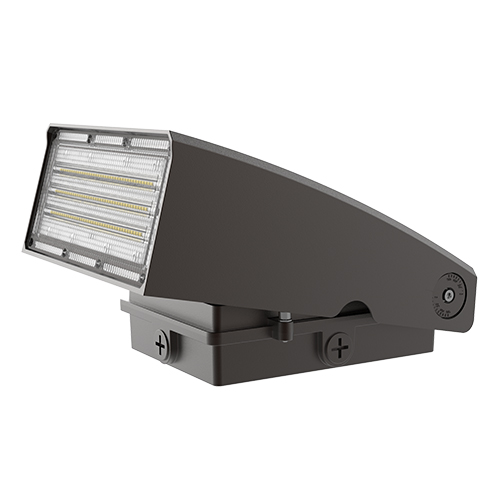 70W LED Adjustable Wallpack