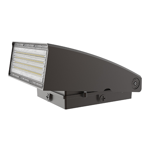 100W LED Adjustable Wallpack