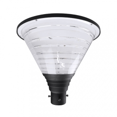 100W LED Hourglass Post Top Light