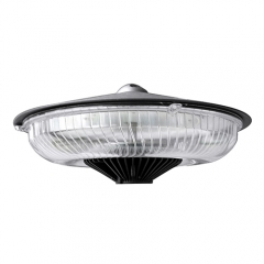 60W LED Round Post Top Light