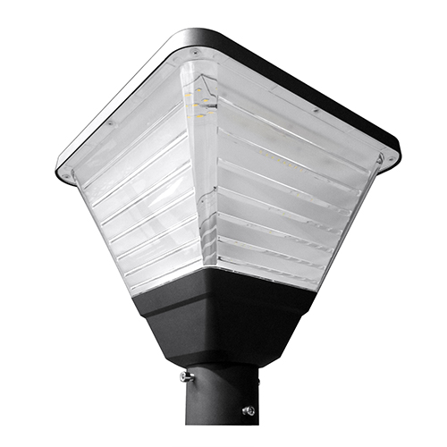 60W LED Square Post Top Light
