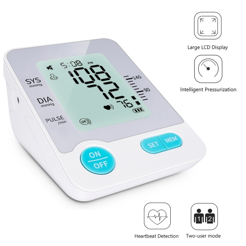 AOJ-30B Automatic Digital Arm Blood Pressure Monitor for Home Use