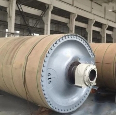 Paper machine dryer cylinder