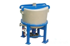 Light impurity separator