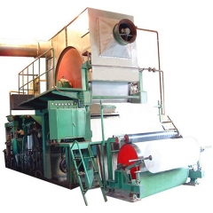 1092mm type jumbo tissue paper making machine