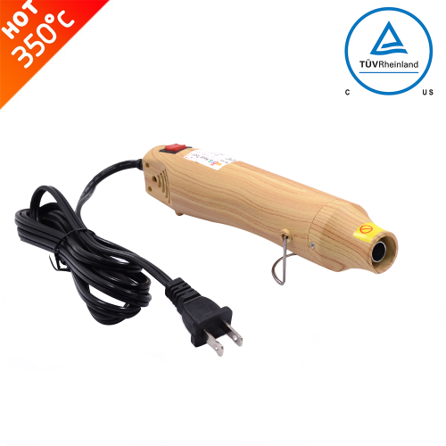 CE Approved electric Corded Heat Gun High Precision embossing hot air gun