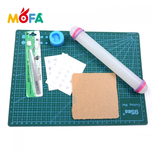 Customized DIY Plastic And Stainless Carving Sculpting Modeling Ceramic Clay Pottery Tools Kits Set