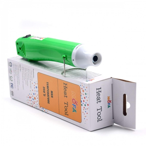 MOFA FCC certificate competitive price hot air gun for DIY heat gun for shrink sleeve