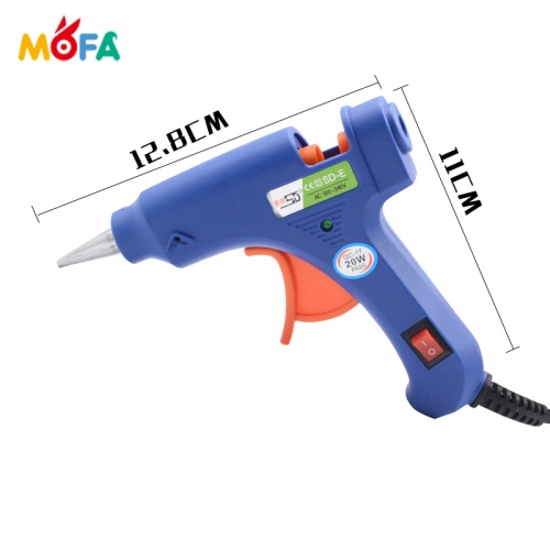 MOFA 20 w Electric Hot Melt Silicone Glue Stick Gun Glue Gun