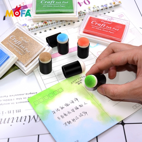 MOFA Wholesale Sponge Dauber/DIY Drawing Black Sponge Finger Dauber